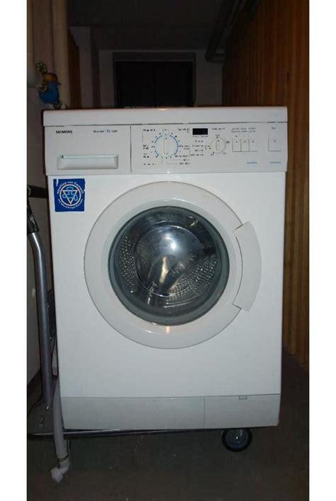 Siemens Siwamat Xl 1280 6529 waschmaschinen waschmaschinen trockner augsburg