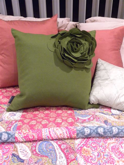 Cynthia Rowley Pillows by Time To Spruce Things Up