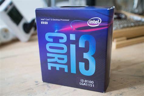 Intel I3 8100 Box Socket 1151 Generation Coffe Lake procesador intel i3 8100 4c 3 6ghz s1151 8va