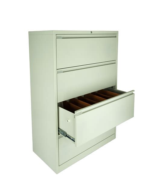 One Drawer Lateral File Cabinet Lateral Filing Unit Lf2m Steelco
