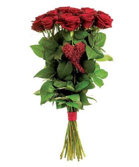 de laares bloemen es prijs 15 rode rozen via 123bloemenbestellen nl