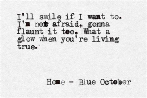 home blue october lyrics the 25 best blue october lyrics ideas on pinterest blue