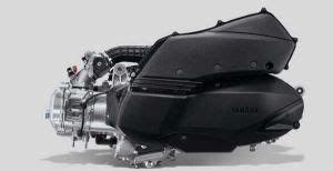 cc blue core engine yamaha xmax  pengawetan
