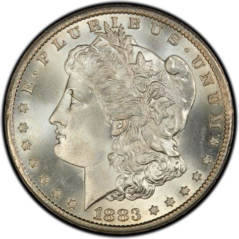 1883 silver dollar o 1883 silver dollar values and prices past sales