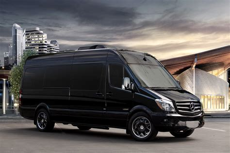 luxury mercedes sprinter lexani motorcars introduces the andalucia a sprinter