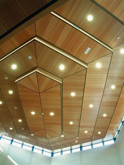 wooden false ceiling stylish wood ceiling panels collection from hunted douglas