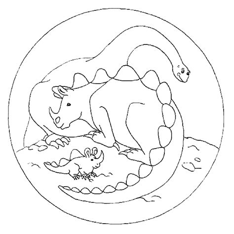 coloring page mandala animal coloring pages 33