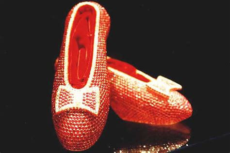 how much are the ruby slippers worth most expensive shoes in the world