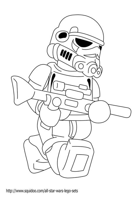 lego star wars stormtrooper coloring page stormtrooper coloring pages coloring home