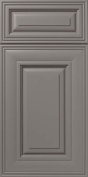Painted Transitional Raised Panel Mitered Cabinet Door
