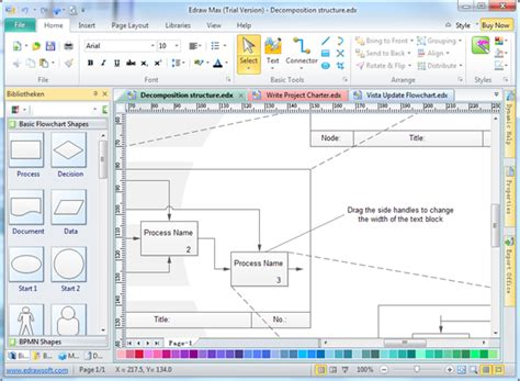 best flow diagram software easy flow chart software