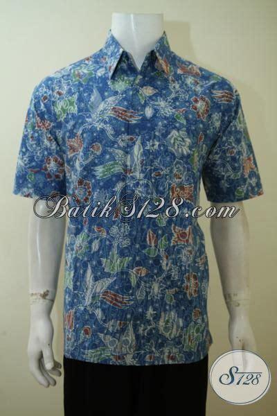Batik Terbaru Paling Laris kemeja batik warna biru motif paling laris saat ini baju
