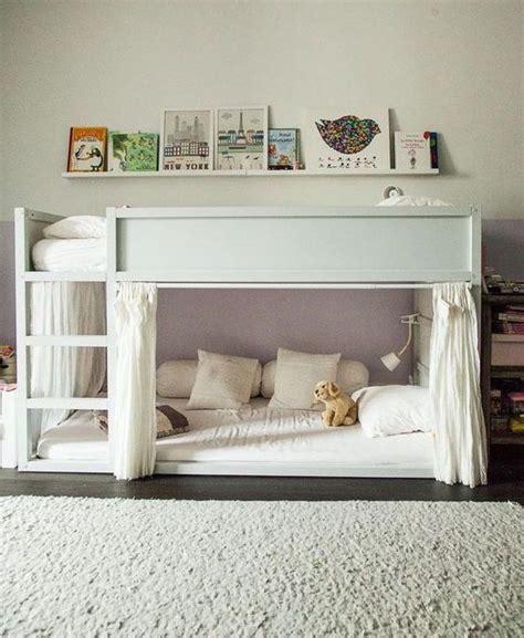 design milk ikea hack mommo design ikea kura 8 stylish hacks kids furniture