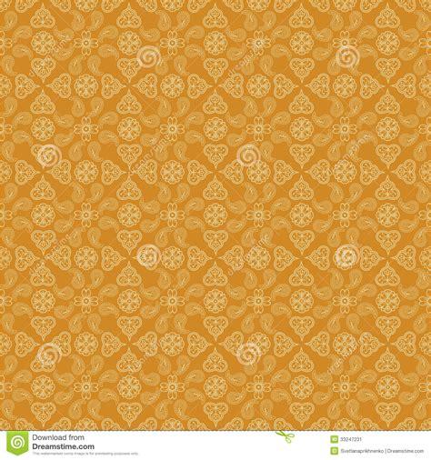 yellow indian pattern background indian paisley background stock image image 33247231
