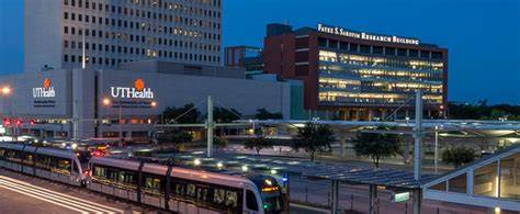 university  texas health science center  houston