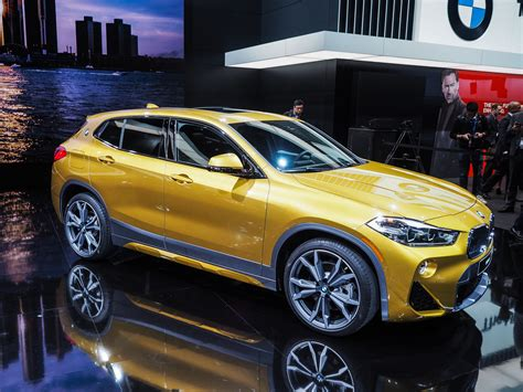 Auto Show 2018 detroit auto show the new bmw x2