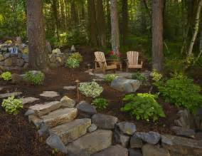 Backyard Trees Landscaping Ideas Best 25 Wooded Backyard Landscape Ideas On Wooded Landscaping Pathways And Acreage