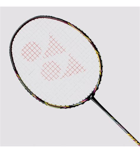 yonex nanoray 800 black magenta badminton racket