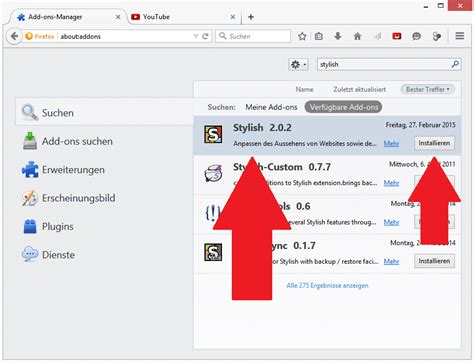 firefox youtube layout problem youtube design im firefox 228 ndern so geht s chip