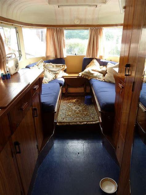 caravan interiors 1940s 50s vintage caravan interior trailer trash