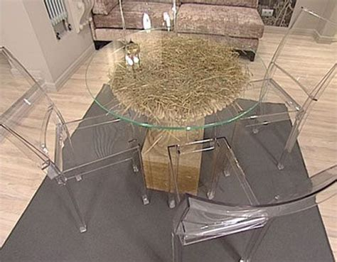 45 best images about glass table ideas on