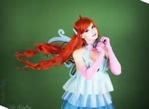 bloom enchantix version winx club daily cosplay