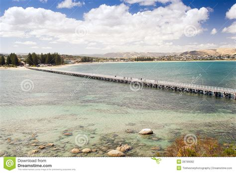 Wedding Cars Victor Harbor by Victor Harbour South Australia Stock Photography Image