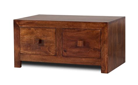 small wooden coffee table with drawers 4 drawer mango coffee table small casa bella solid