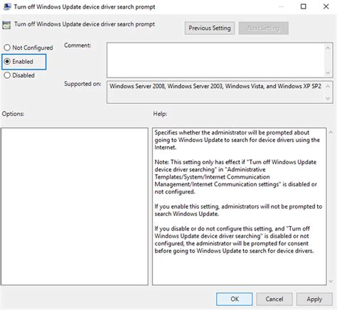 enable or disable automatic driver updates on windows 10 how to disable automatic drivers update in windows 10