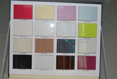 China Solid Color UV MDF Board for Kitchen Cabinet Door