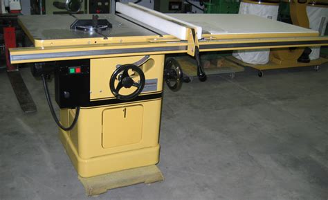 powermatic model 66 tablesaw