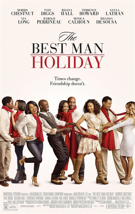 Best man holiday the movie spoilers