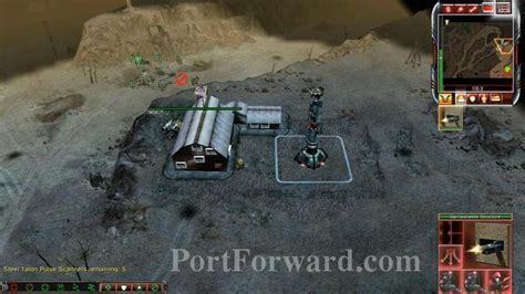 how do you your to attack on command command conquer 3 kanes wrath walkthrough mission 3 persuade him