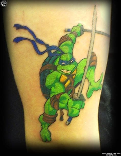 ninja turtles tattoo mutant turtles picture ebaum s world