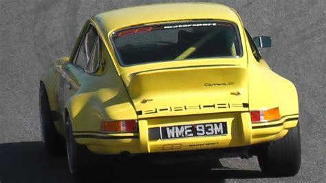 Sound Porsche 911 by Porsche 911 Rsr 2 8 Historic Porsche 911 Sound Youtube