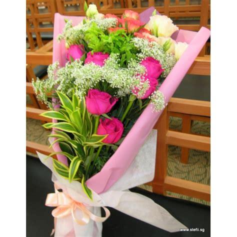 Jual Buket Bunga Mawar Pink by Buket Bunga Mawar Merah Related Keywords Buket Bunga