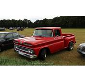 1960 Chevrolet Truck Apache Step Side Car Tuning