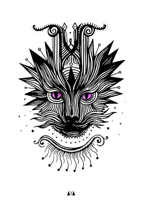 pattern cat tattoo line cat tattoo design best tattoo design ideas