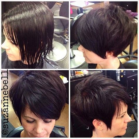 pixie cut with swing bob in front 53 best images about hair tips on pinterest short pixie