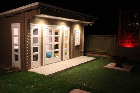 backyard cabins sydney beautiful backyard retreat in sydney yzy kit homes