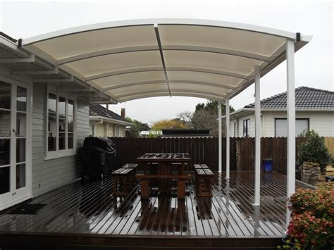 Shade Awning For Deck by Patios Gardening Shades Awnings Fixed Frame Canopy