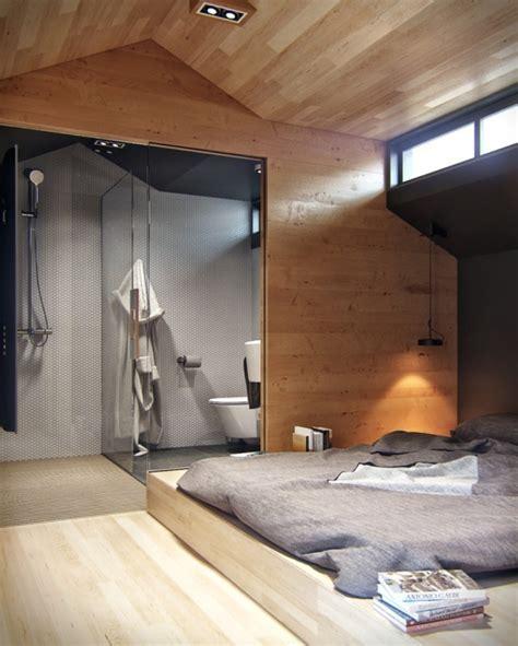 bad schlafzimmer offen bad mit dusche modern gestalten 31 ausgefallene ideen