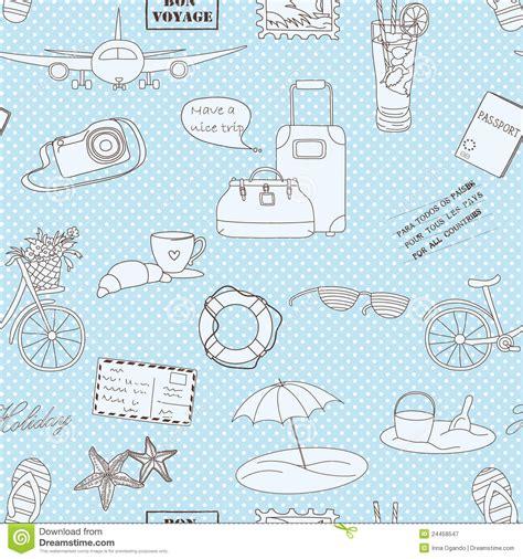 pattern travel background travel background royalty free stock photography image