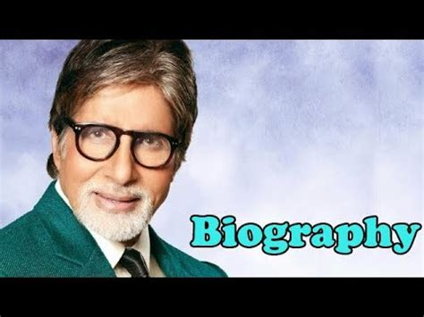 amitabh bachchan biography in hindi youtube amitabh bachchan biography trump