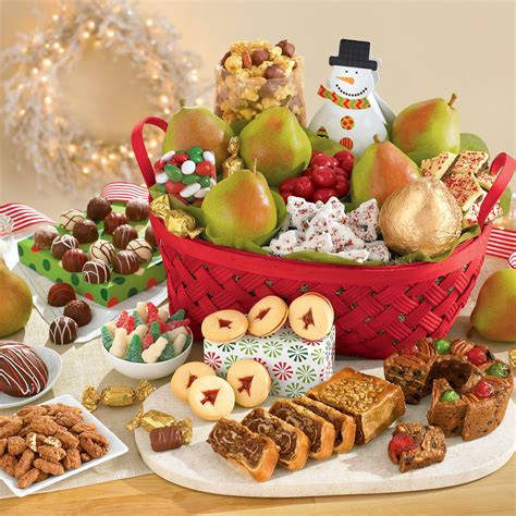 grand christmas gift basket gift baskets harry david