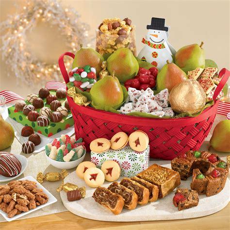 grand christmas gift basket gift baskets harry david