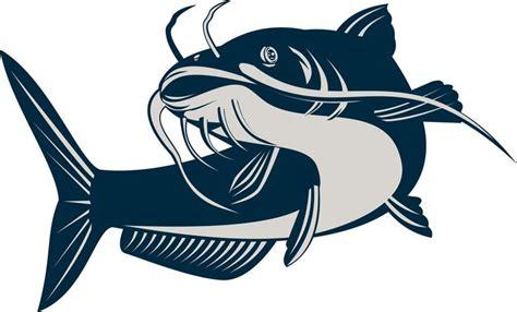 catfish tattoo designs clipartsco crafts diy