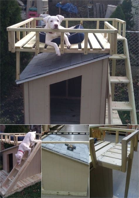 homemade dog house 15 brilliant diy dog houses with free plans for your furry companion diy crafts