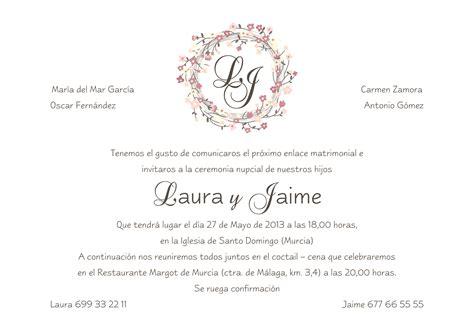invitaci 243 n boda edima marina 708 detalles decorativos invitacion boda ref 15774
