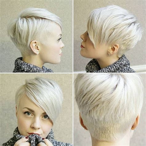 short edgy hairstyles on pinterest hairstyles for fine 1000 ideas about shaved pixie cut on pinterest pixie